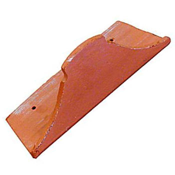 Roof Tile Eave Closure Mission Tile