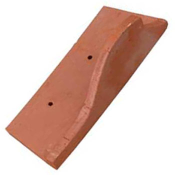 Roof Tile Eave Closure Spanish