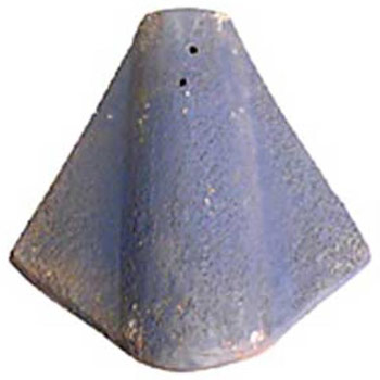Roof Tile Hip Plate Bat Wing