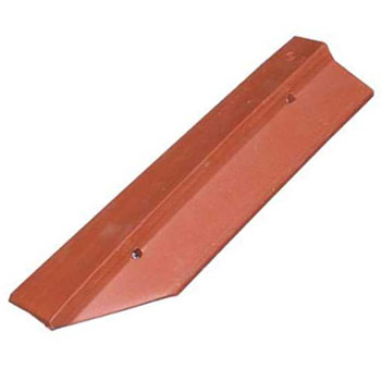 Roof Tile Left Rake Spanish