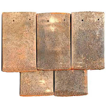 Traditional Clay Shingle Tiles