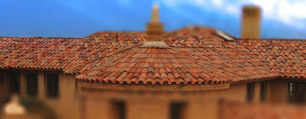Clay roof tile patterns styles of clay roof tiles for Spanish clay tile roof