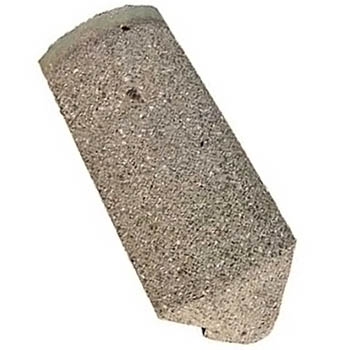Salvaged Roof Tile Hip Starter Concrete