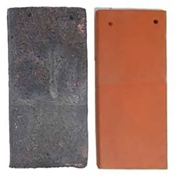 Salvaged Roof Tile Shingle Tile
