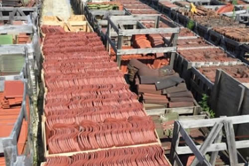New Hand Finished Clay Roof Tile European Roof Tile Clay - Clay coping tiles prices