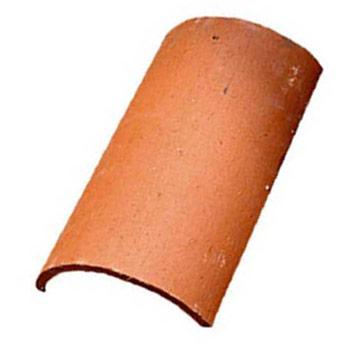 Custom Roof Tiles - Barrel Mission Tile