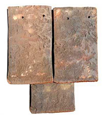 Clay Historical Roofing Tile