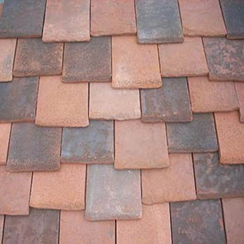 Hand Finished Clay Roof Tile New Clay Roofing Tiles Concrete - Clay coping tiles prices