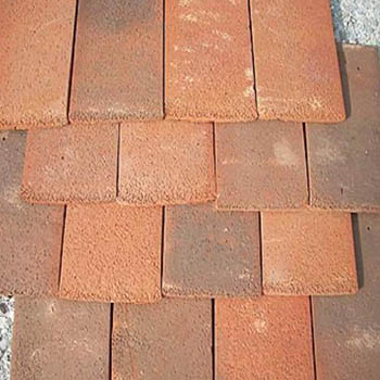 Hand Finished Clay Roof Tile New Clay Roofing Tiles