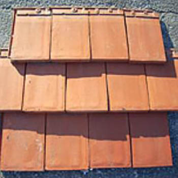 Used Roof Tile | In Stock Clay Roof Tiles | Concrete Roof