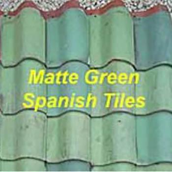 Matte Green Spanish