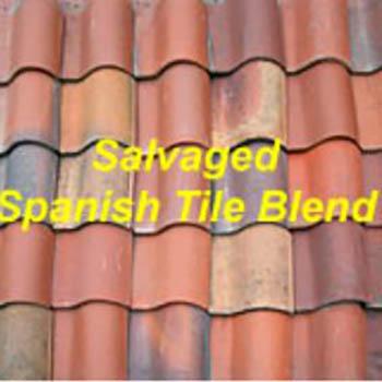 Spanish Tile Blend