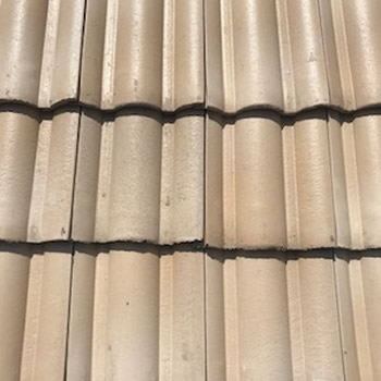 In Stock Roofing Tiles - Sizzler Beige Spanish