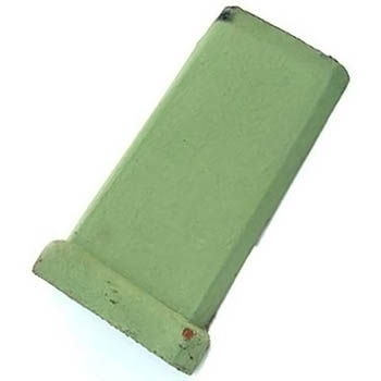 Salvaged Tile - Dull Green