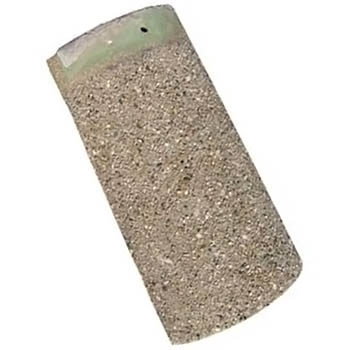 Salvaged Roof Tile Concrete
