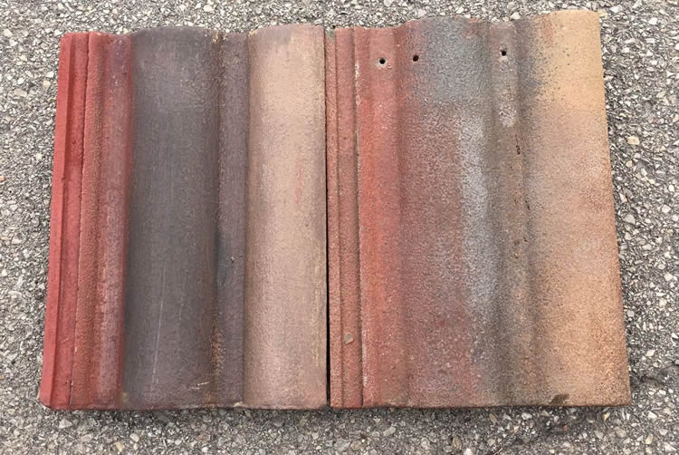 New Hand Finished Clay Roof Tile European Roof Tile